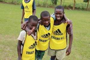Soccer is one of the ways Retrak reaches children