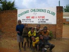 One of Retrak's Clubhouses in Malawi