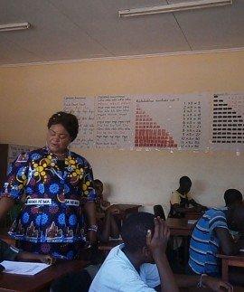 Minister Kaliati Visits Chisomo