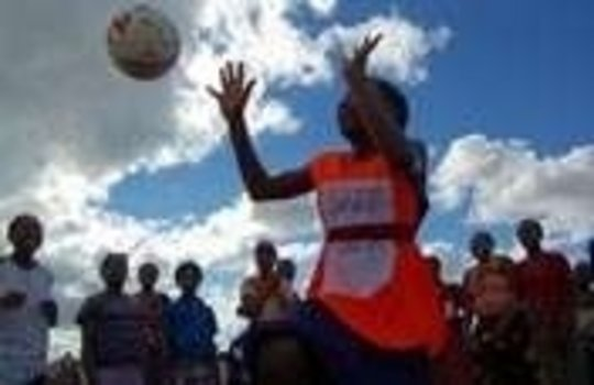 Empowering 1000 girls through Sport in Zambia