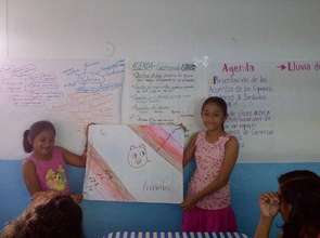 Merida Mexico Chapter working hard on projects