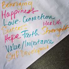 group core values