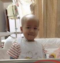 May 2014: Before His Transplant