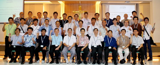 Workshop for 40 Thai Fathers