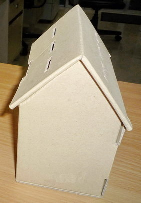 The proposed S.M.A.R.T.  savings house for launch
