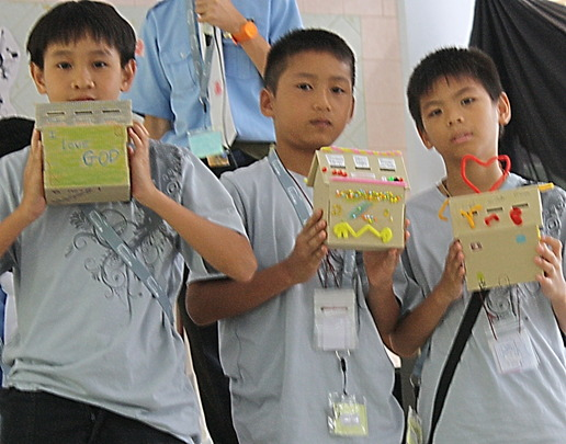 Some of the Round 1 winners of SMART House Contest