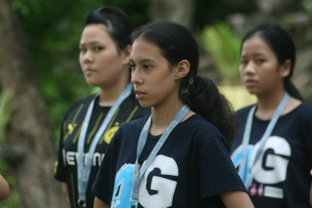 Karina - a confident leader