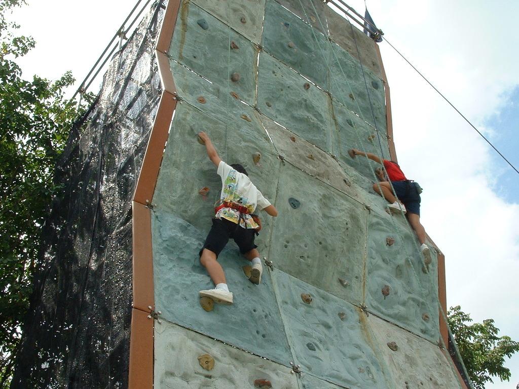 Adventure activities to build Character
