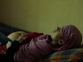 Mother Awaiting Antenatal Care