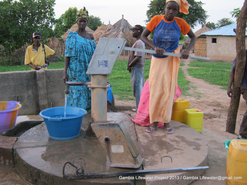 Bring Clean Water to 15 Villages in Rural Gambia