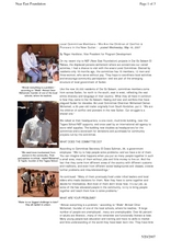 Interview with Local Committee members in Dar Es Salaam -- learn (PDF)