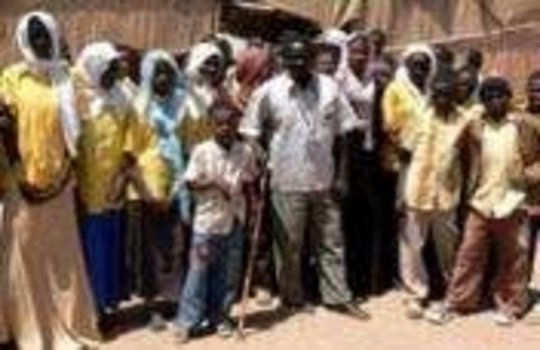 Poorest of Sudan's Poor--Displaced AND Disabled
