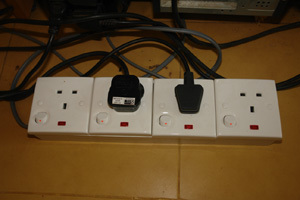 Wire sockets