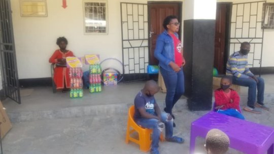 COVID education for vulnerable children