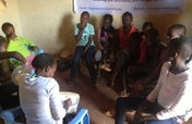 Invest in 45 vulnerable girls change kiandutu slum