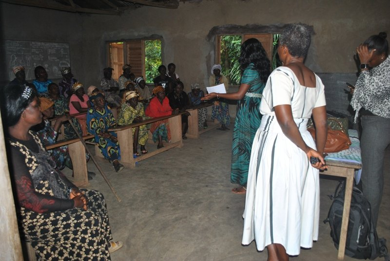 Supporting Gender Equality in Rural Cameroon