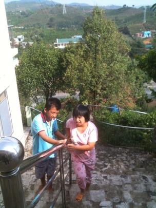 Chau and Lien