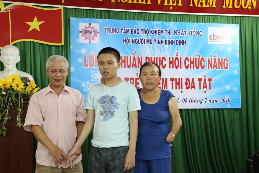 the unique family in Binh Dinh province