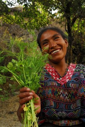 Help Guatemalan Women Achieve Self-Sufficiency