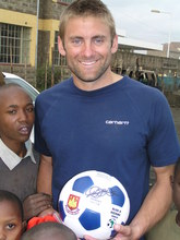 West Ham Goalkeeper Robert Green