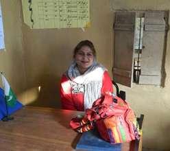 Kursheeda Iqbal in the office - LSO Sohni Dharti.