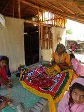 Patchwork quilt makers