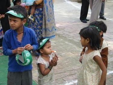 Stop the polio outbreak in India
