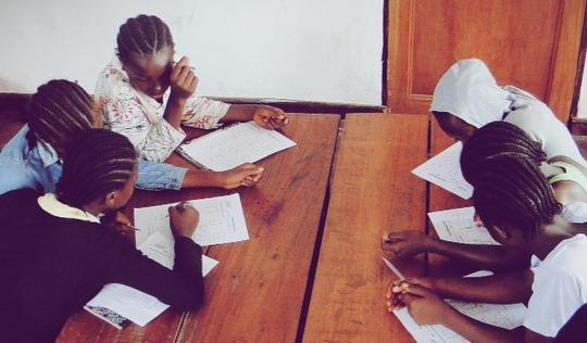 Saturday tutoring session!