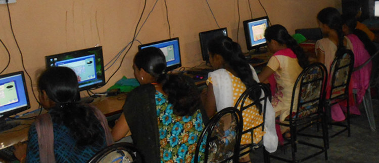 Digital Empowerment Of Poor and Challenged Girls.
