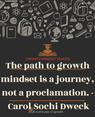 Growth through challenges is a journey