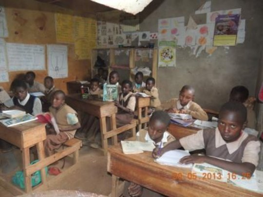 Give Quality Teaching to 180 Children in Nguluni