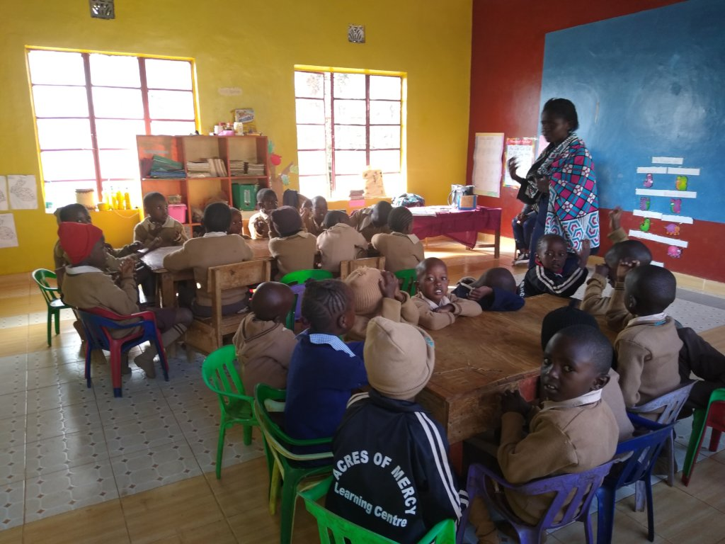 Support Teachers to Educate 200 Children Monthly
