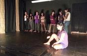 Community Theater for Mumbai Red-Light Area Girls
