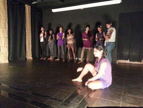 Community Theater for Mumbai Red-Light Area Girls