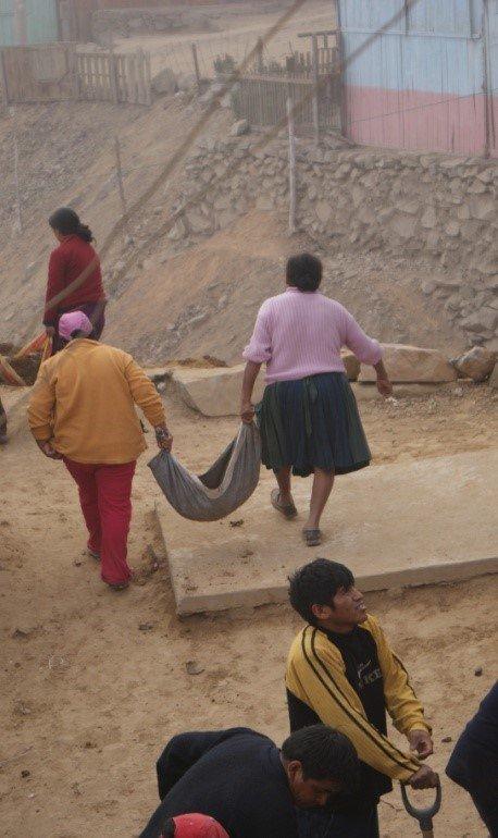 Guarantee education to 120 kids in Huaycan, Peru