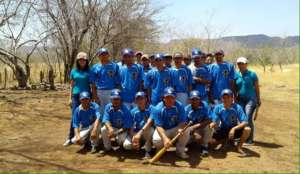 Baseball in Albellanas!