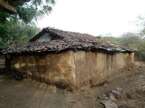 Standard Nicaraugan village home