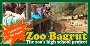 The Zoo Bagrut Scientific Research Program