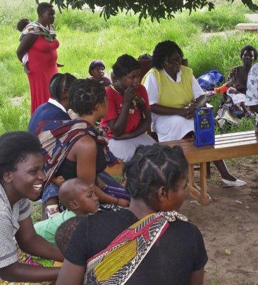 Zambian listener group