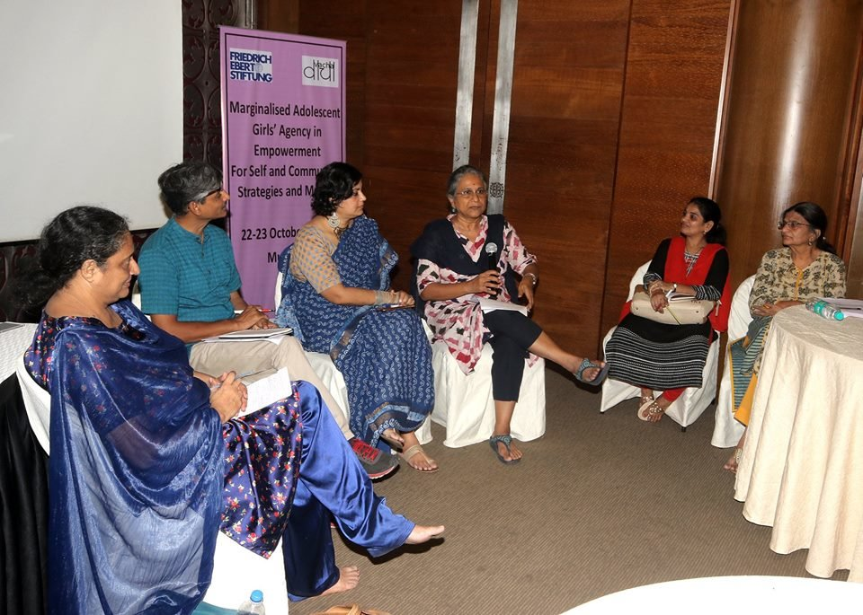 Experienced panelists discuss about Girls