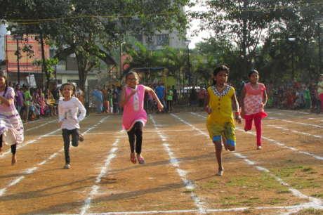 Providing Life Skills to 300 Girls living in Slums
