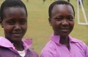 Reusable Pads Keeping 400  Kenyan Girls in School