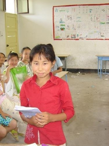 Providing English Education in Rural Villages
