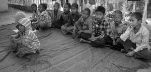 Children brought in from Nepal for Begging