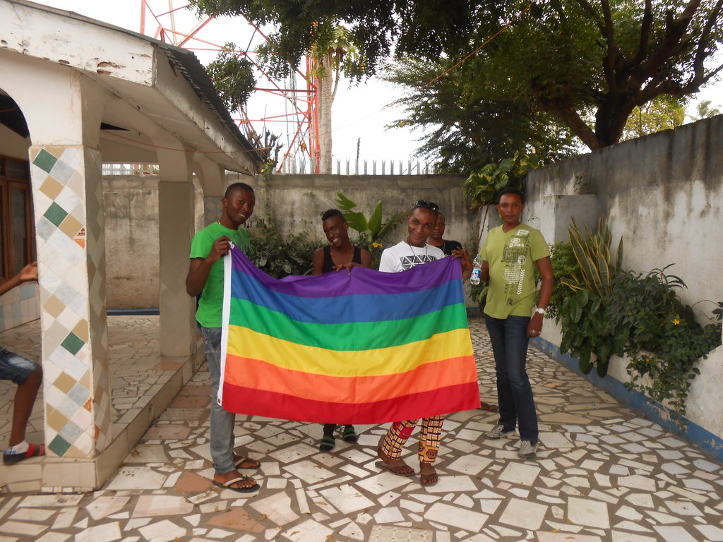 Take a stand with LGBT Voice Tanzania