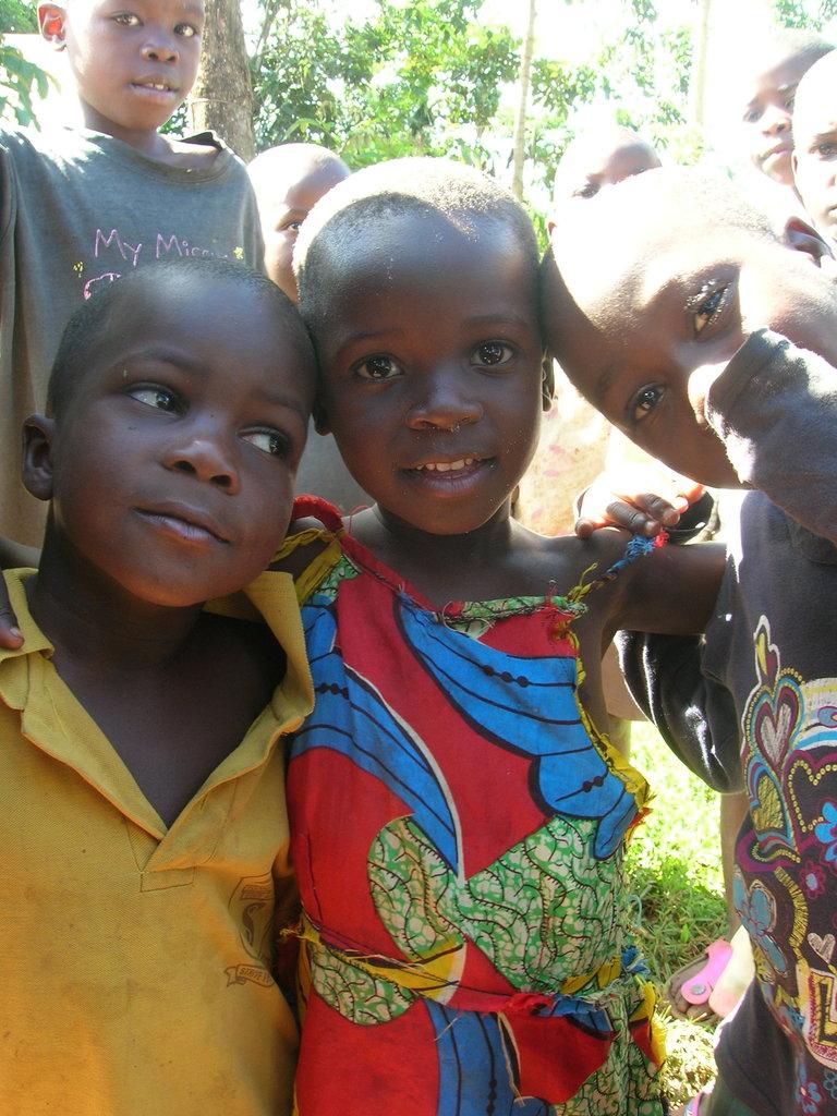 Piggery Business Project for Children in Uganda