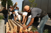 A new home to 17 families in Mexico