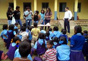 Volunteering activities