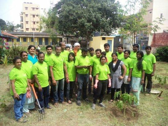 Volunteering activity