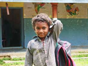 Make Education worth it, for little kids like him